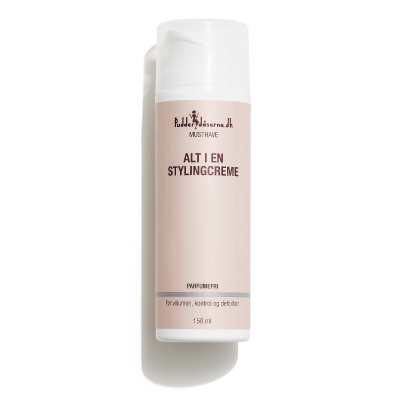 Pudderdåserne All in one Styling cream 150 ml