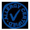 Allergi Certificeret Logo